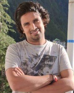 Author Pankaj Kumar Singh