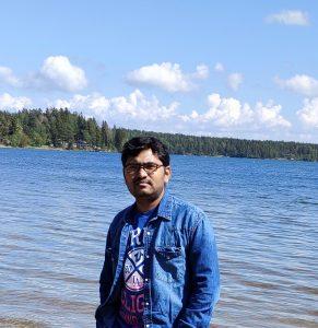 Tharun Kumar Kotammagari TCSMT Postdoctoral Research Fellow Bioorganic group   Department of Chemistry University of Turku