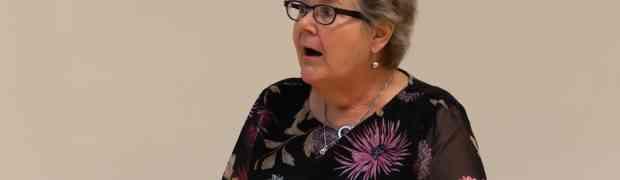 So long, Marianne: Professor Liljeström's farewell lecture
