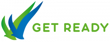 Get Ready -hankkeen logo