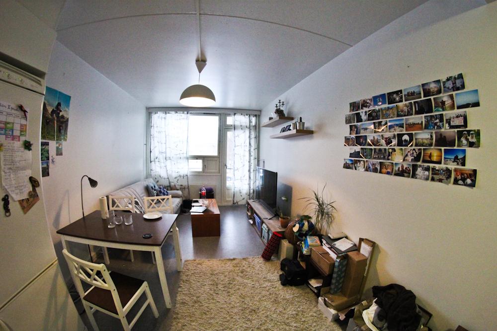 opiskelijan asunto