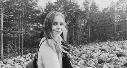 Oikeustieteen opiskelija Miia Hannukkala.