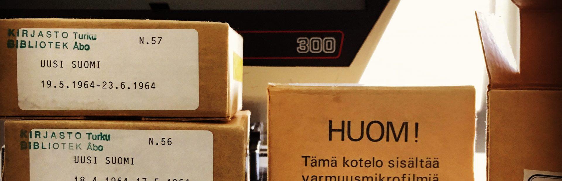 Turun yliopisto, poliittinen historia