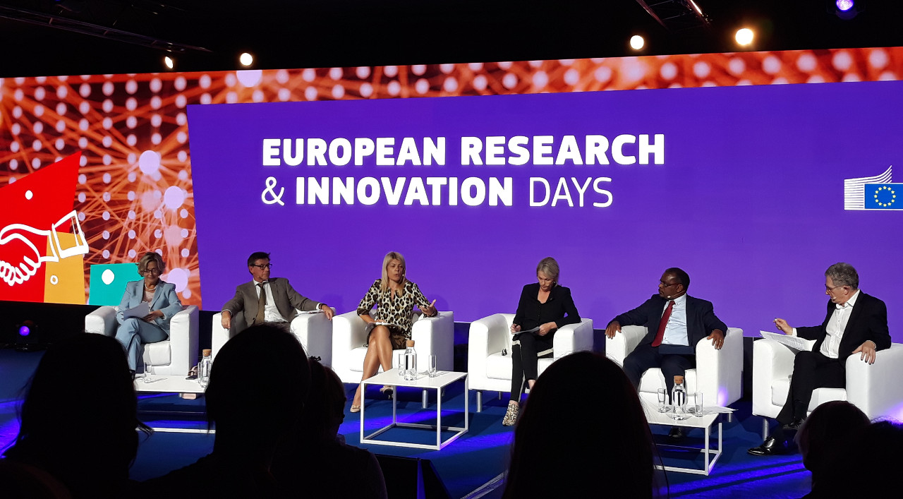 Get Involved & Go Global – Experiences from European Research and Innovation Days in Brussels