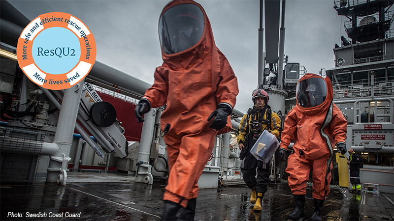 Best practices for rescue operations in hazardous and noxious substances incidents