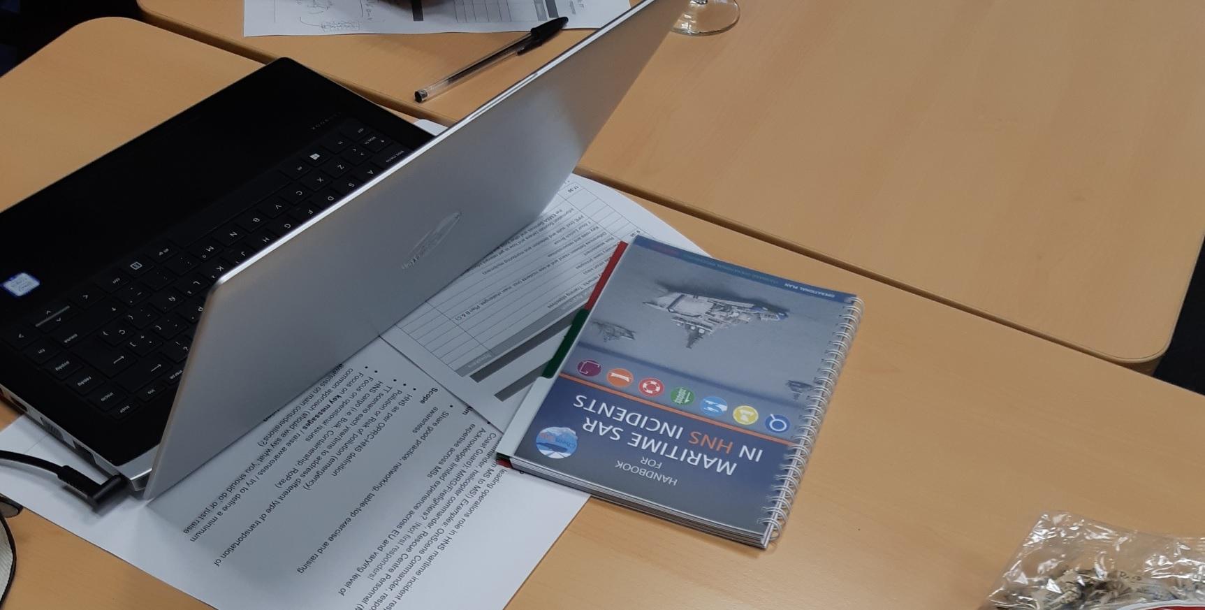 ChemSAR Handbook going places