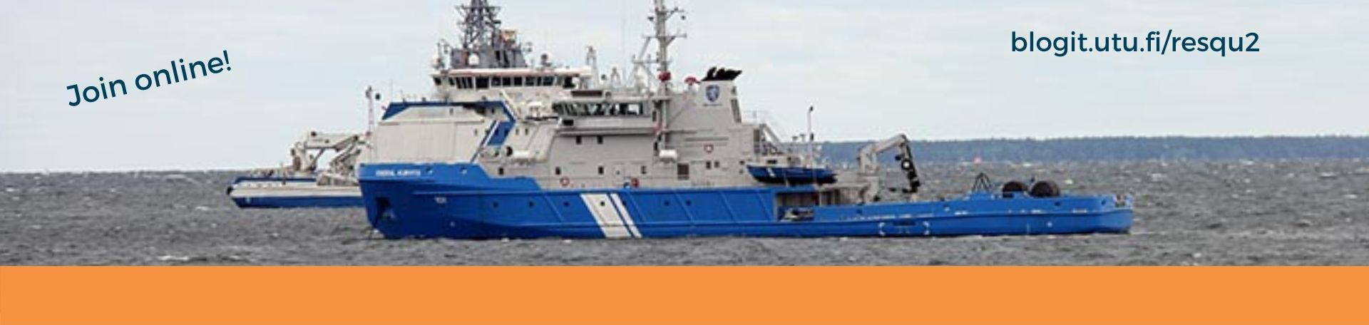 Maritime Rescue Operations webinar on 17 February 2021