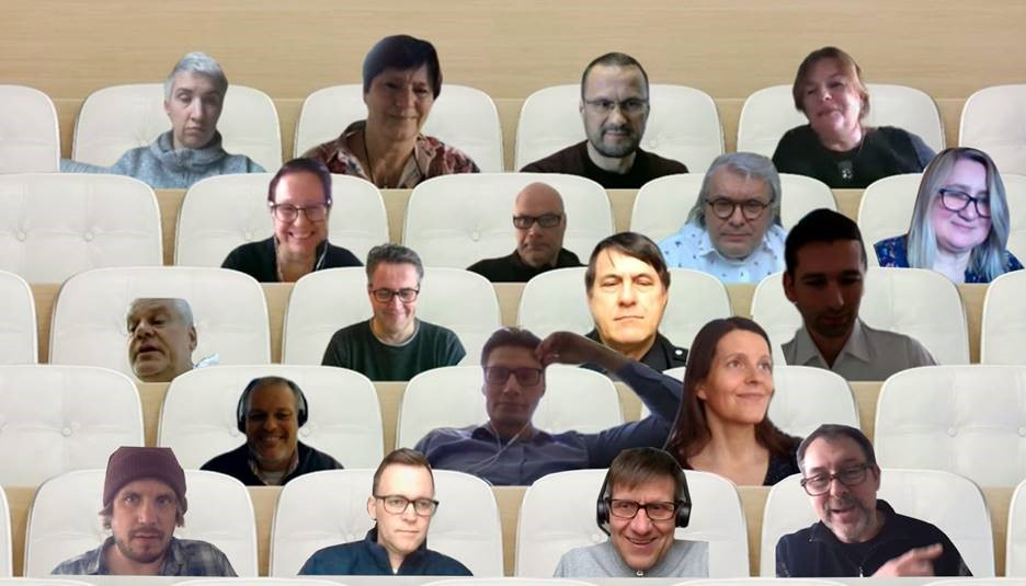 ResQU2 community –  shoulders to lean on
