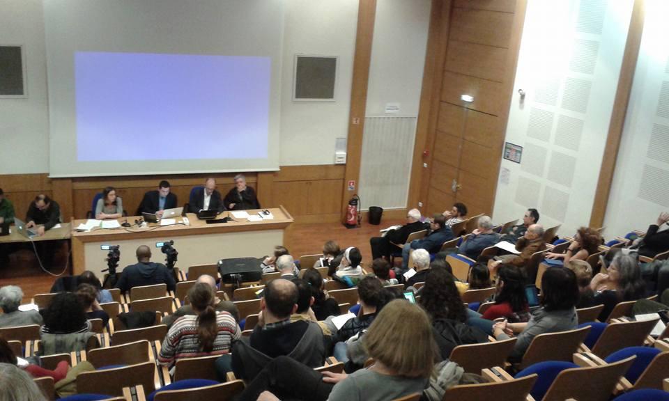 Seminaari edeltää kansainvälisen komitean perustamista, jonka tarkoituksena on tukea rauhan puolesta vetoomuksen allekirjoittaneita akateemikkoja.