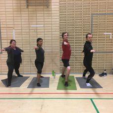 Flow, Campus Sport Turku,