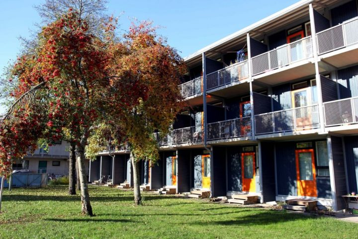 Housing, accomodation, place to live, Turku, YO-kylä