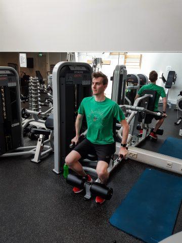 Campus Sport, gym, fitness, Turku, UTU, student life
