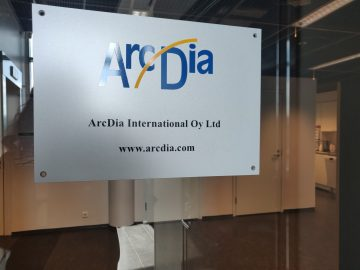 Job Hunting and Working in Finland, ArcDia