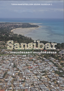 Sansibar-julkaisun kansi