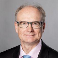 Vararehtori Kalle-Antti Suominen