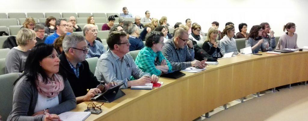 Koulutusvientiä Kataloniaan