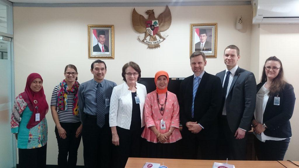 Terveyttä Indonesiaan