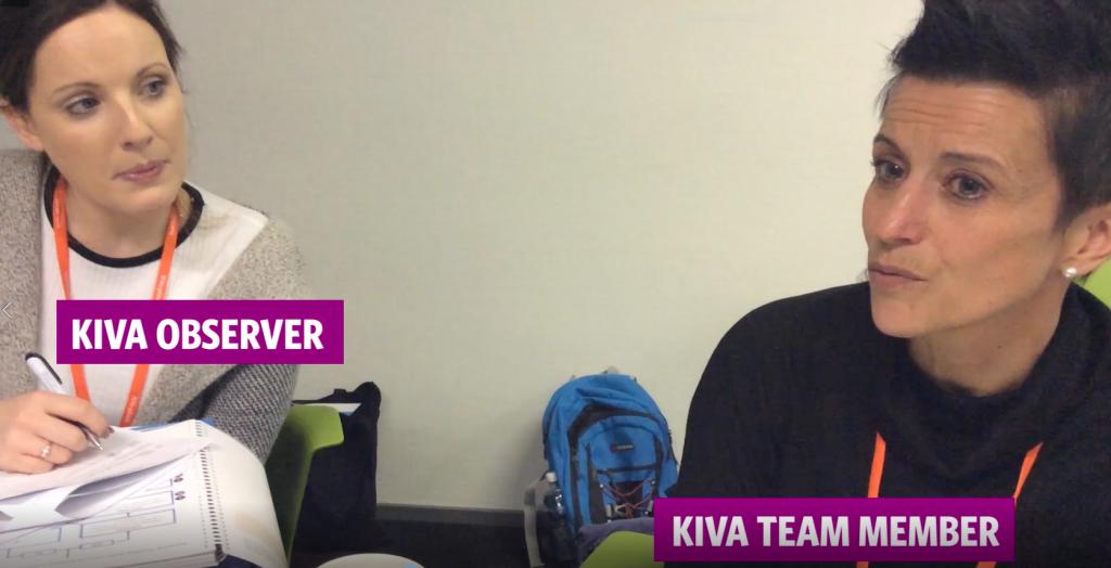 Kansainvälisissä KiVa Koulu® -kouluttajakoulutuksissa herää ajatuksia