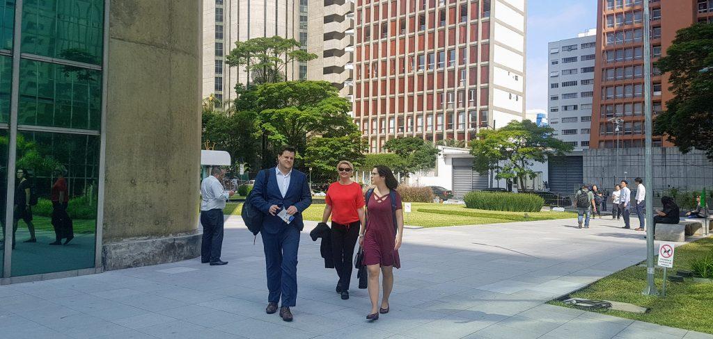 Tulevaisuudentutkimuksen markkinointia Brasiliassa