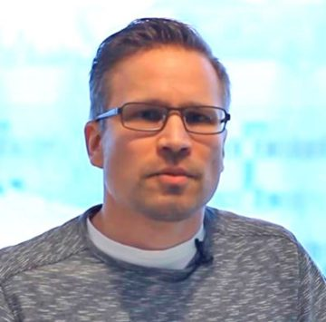 Mikko Niemelän potrettikuva.